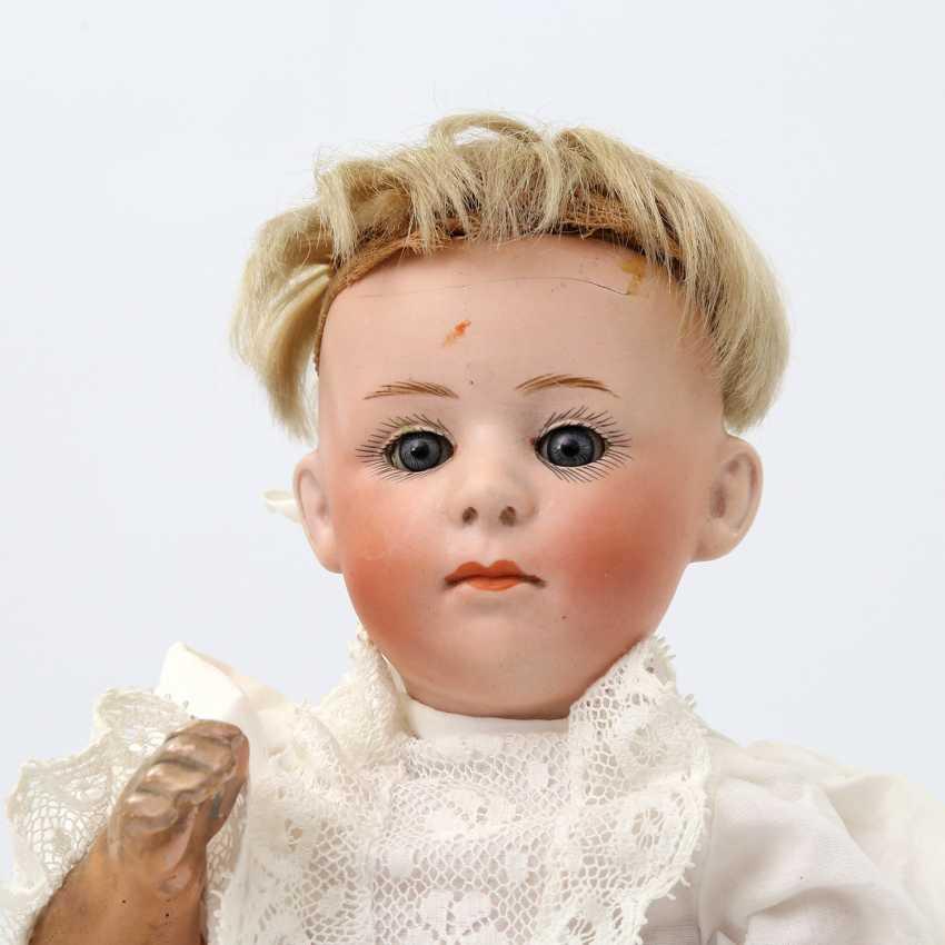 GEBR. HEUBACH porcelain head doll, 1912, - photo 2