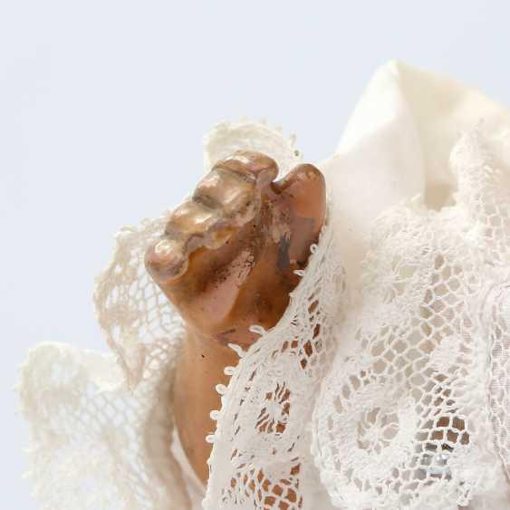 GEBR. HEUBACH porcelain head doll, 1912, - photo 3