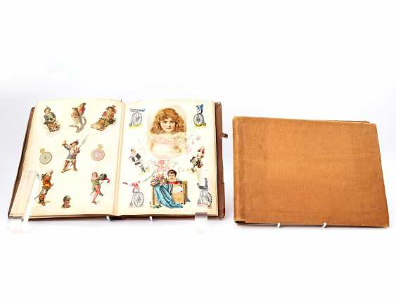 Two books with glossy pictures, 1.H. 20. Century, - photo 1
