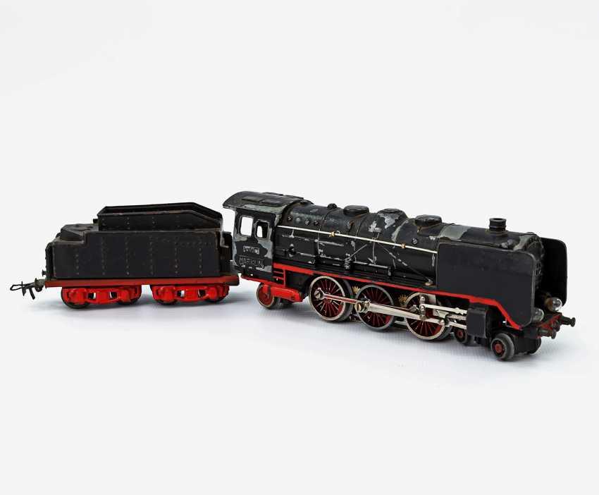 MÄRKLIN steam locomotive with Tender, HR 800, H0, - photo 1