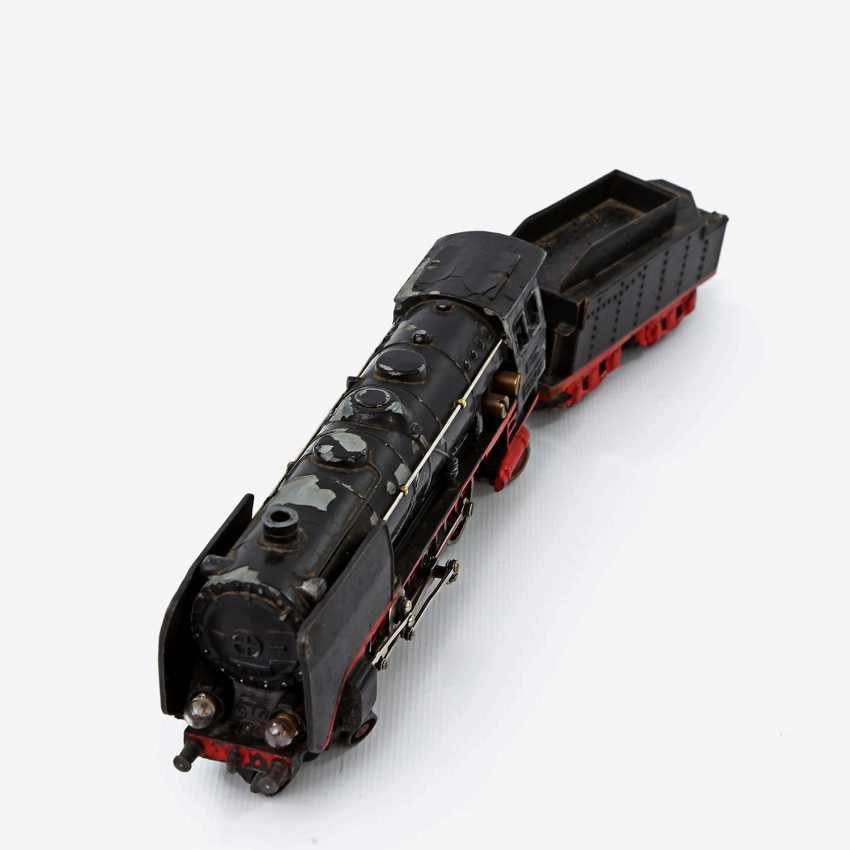 MÄRKLIN steam locomotive with Tender, HR 800, H0, - photo 2