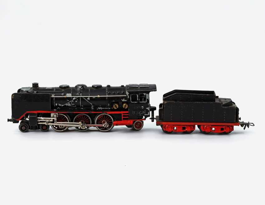 MÄRKLIN steam locomotive with Tender, HR 800, H0, - photo 3