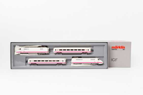 MARKLIN ICE train set, 3671, gauge H0, - photo 1