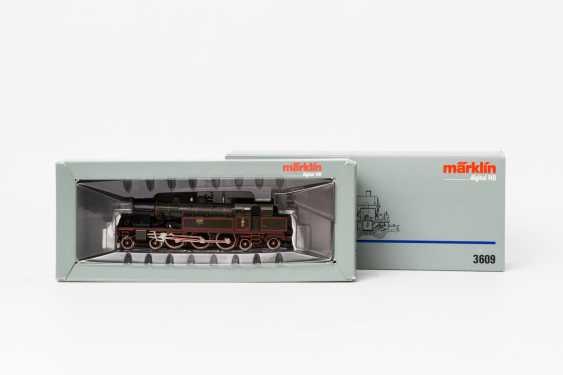 MARKLIN tender locomotive 3609, gauge H0, - photo 1