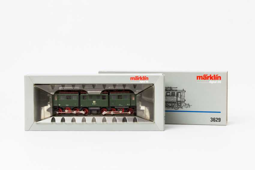 MÄRKLIN E-Lok 3629, gauge H0, - photo 1