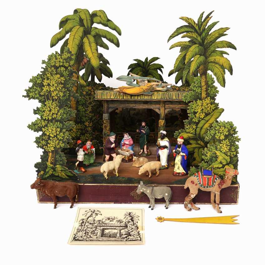 Nativity, Early 20's. Century, - photo 1