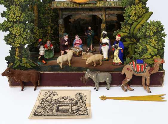 Nativity, Early 20's. Century, - photo 2