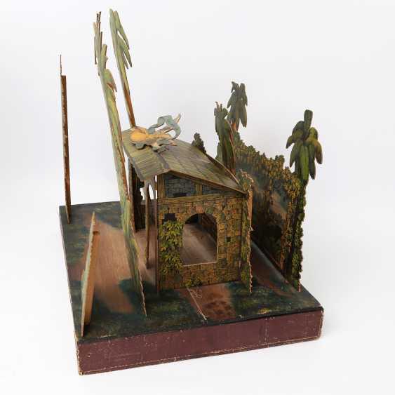 Nativity, Early 20's. Century, - photo 3