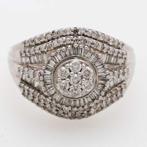 Damenring m. Diamanten - photo 1