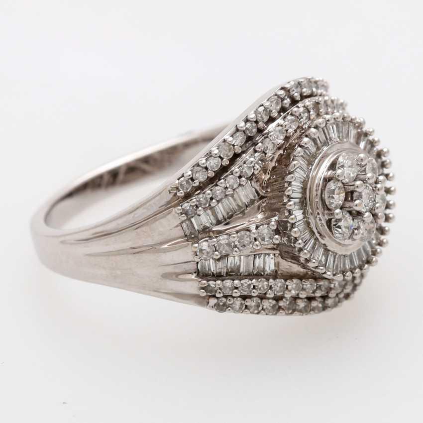 Damenring m. Diamanten - photo 2