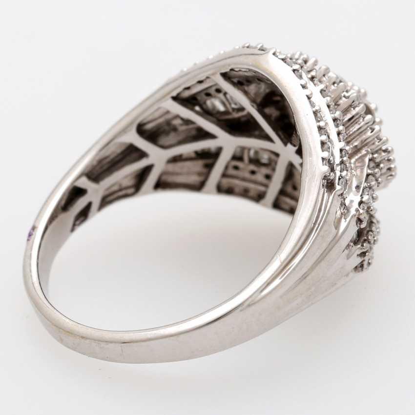 Damenring m. Diamanten - photo 3