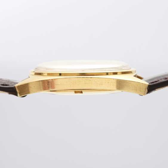 "OMEGA men's wrist watch ""Constellation"", CA. 1960's/70's, case in yellow gold 18K. - photo 2"