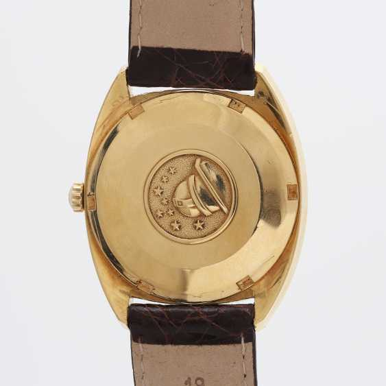 "OMEGA men's wrist watch ""Constellation"", CA. 1960's/70's, case in yellow gold 18K. - photo 3"