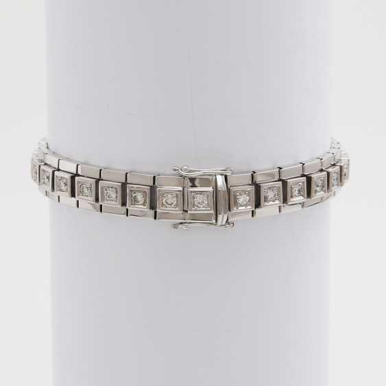 Bracelet m. Diam occupied.-Brilliant - photo 2