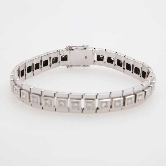 Bracelet m. Diam occupied.-Brilliant - photo 4