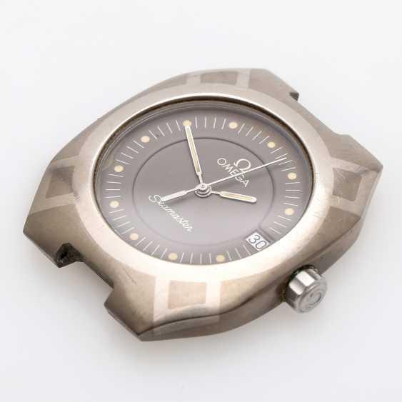 OMEGA Seamaster Titane Quartz wrist watch, Ref. TT 3960981, CA. 1980s. - photo 1