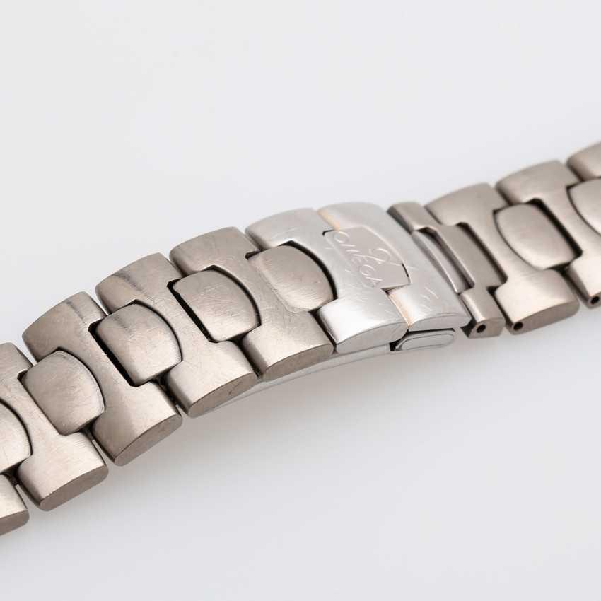 OMEGA Seamaster Titane Quartz wrist watch, Ref. TT 3960981, CA. 1980s. - photo 4