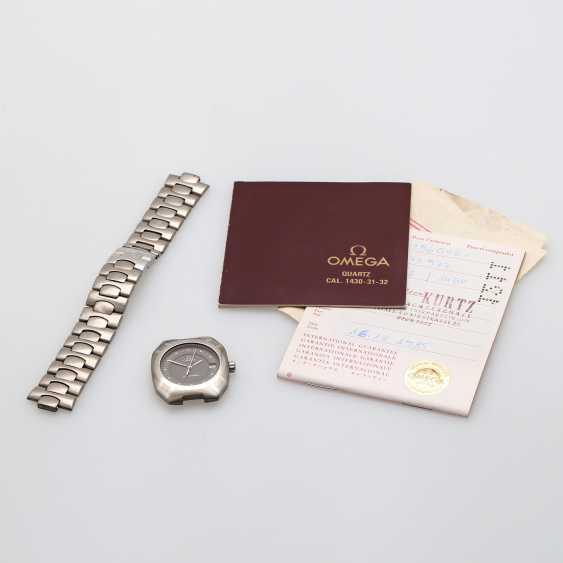OMEGA Seamaster Titane Quartz wrist watch, Ref. TT 3960981, CA. 1980s. - photo 5
