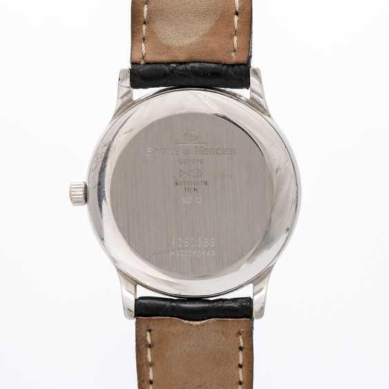 BAUME & MERCIER Classic dress watch, CA. 1980/90s. White gold 18K. - photo 2