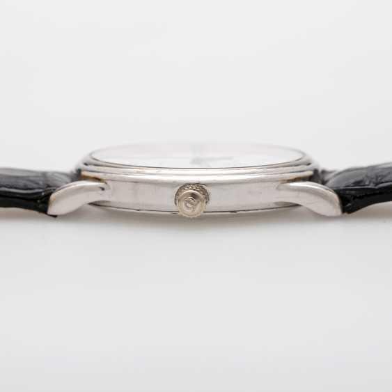 BAUME & MERCIER Classic dress watch, CA. 1980/90s. White gold 18K. - photo 3
