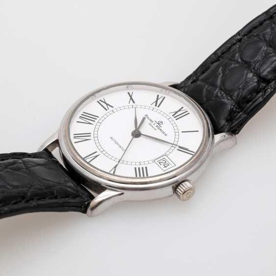 BAUME & MERCIER Classic dress watch, CA. 1980/90s. White gold 18K. - photo 4
