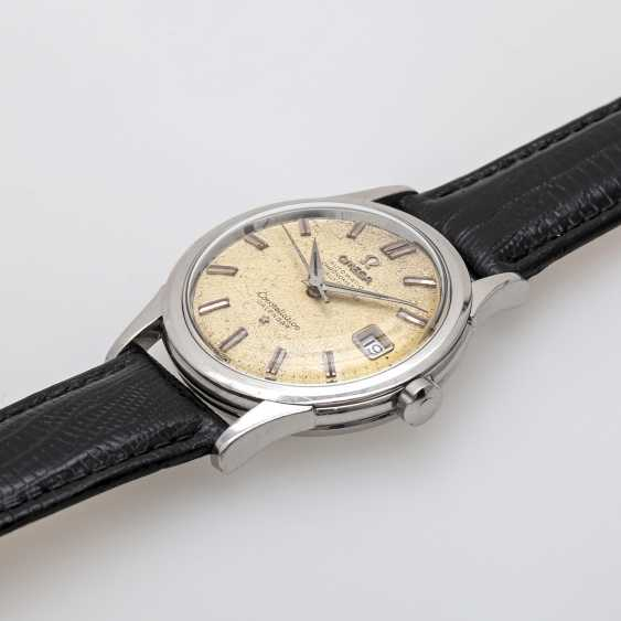 OMEGA Constellation Calendar Spider Dial, Ref. 2943-1 SC, CA. 1950/60s. Stainless steel. - photo 4