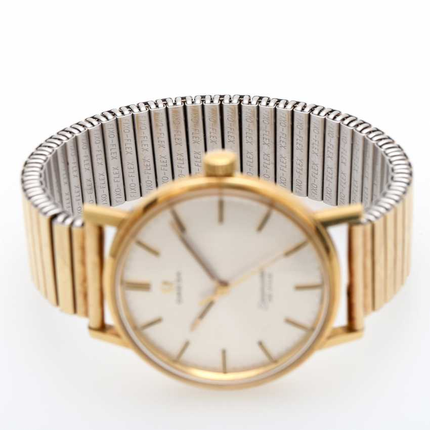 OMEGA Seamaster De Ville men's watch, CA. mid-1960s. Yellow gold 18K. - photo 4