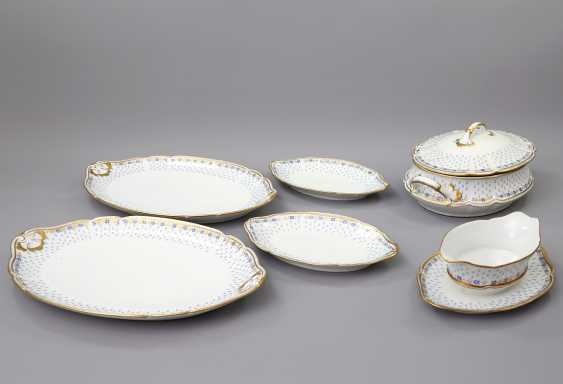 LIMOGES GDA dinner service for 12-24 persons 'Anjou', 20. Century - photo 5