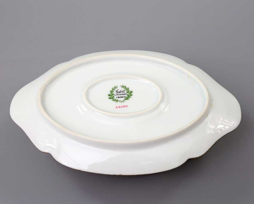 LIMOGES GDA dinner service for 12-24 persons 'Anjou', 20. Century - photo 6