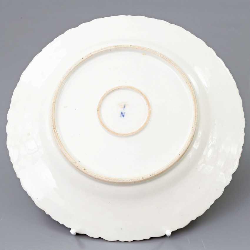 Disused tailings piles rare ceremonial plate, prior to 1837. - photo 2