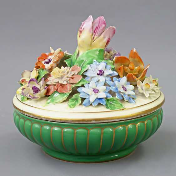POTSCHAPPEL lidded box, 20. Century - photo 4