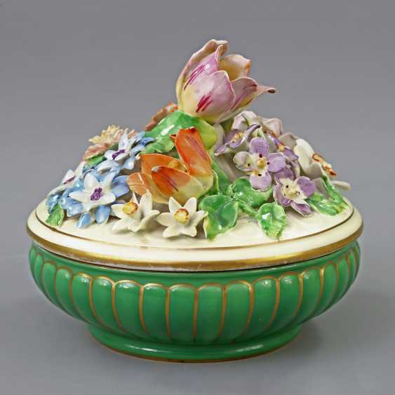POTSCHAPPEL lidded box, 20. Century - photo 5