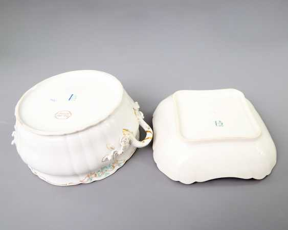 KPM dinner service for 5 persons 'Rocaille', 20. Century - photo 5