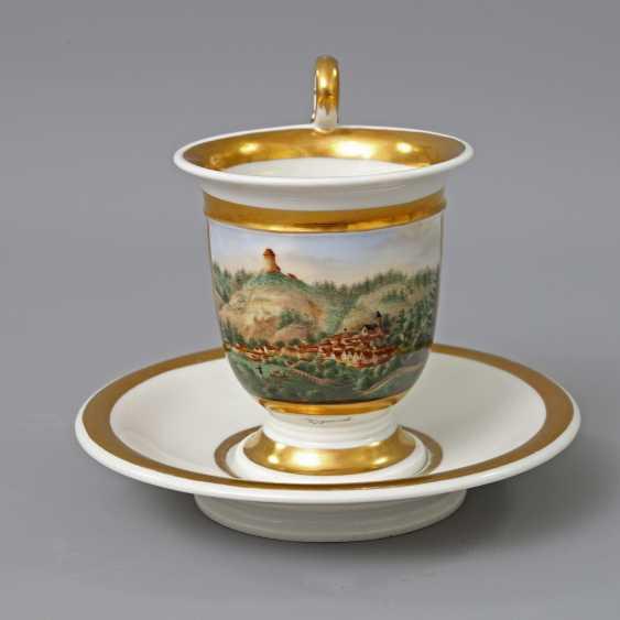View Cup/UT, 1. H. 19. Century - photo 1