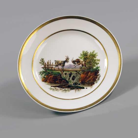 View plate, 19. /20. Century - photo 1