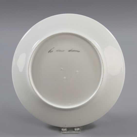View plate, 19. /20. Century - photo 2