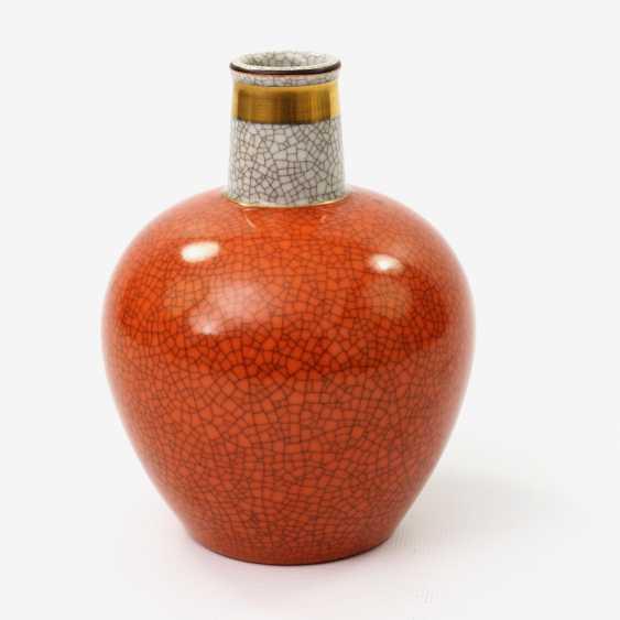 ROYAL COPENHAGEN Vase, um 1960. - photo 1