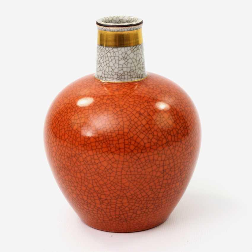ROYAL COPENHAGEN Vase, um 1960. - photo 2