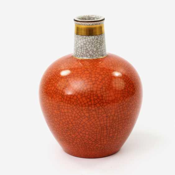 ROYAL COPENHAGEN Vase, um 1960. - photo 3