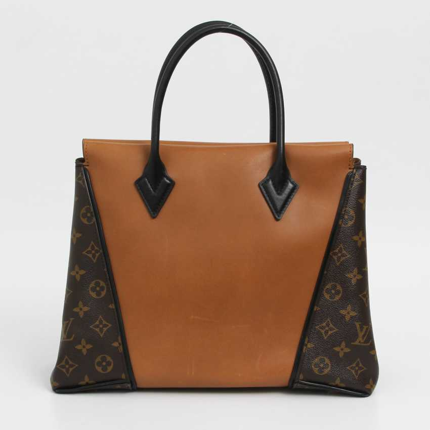 "LOUIS VUITTON exclusive sling bag ""W PM"", collection 2013. - photo 3"