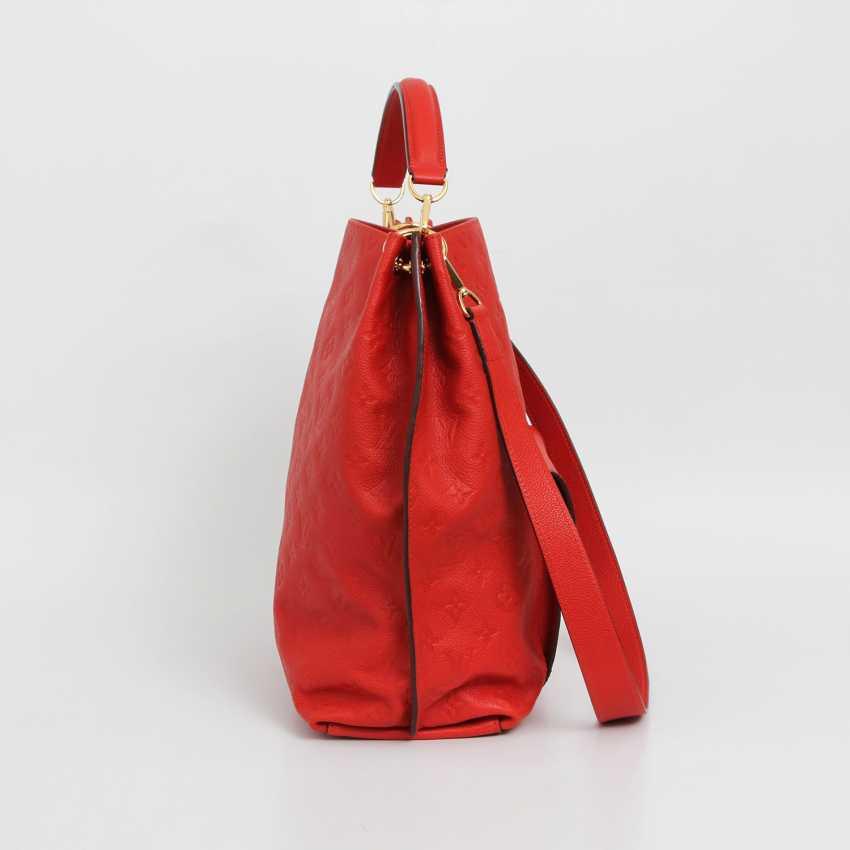 "LOUIS VUITTON exclusive shoulder/messenger bag ""METIS"", collection 2014. - photo 2"