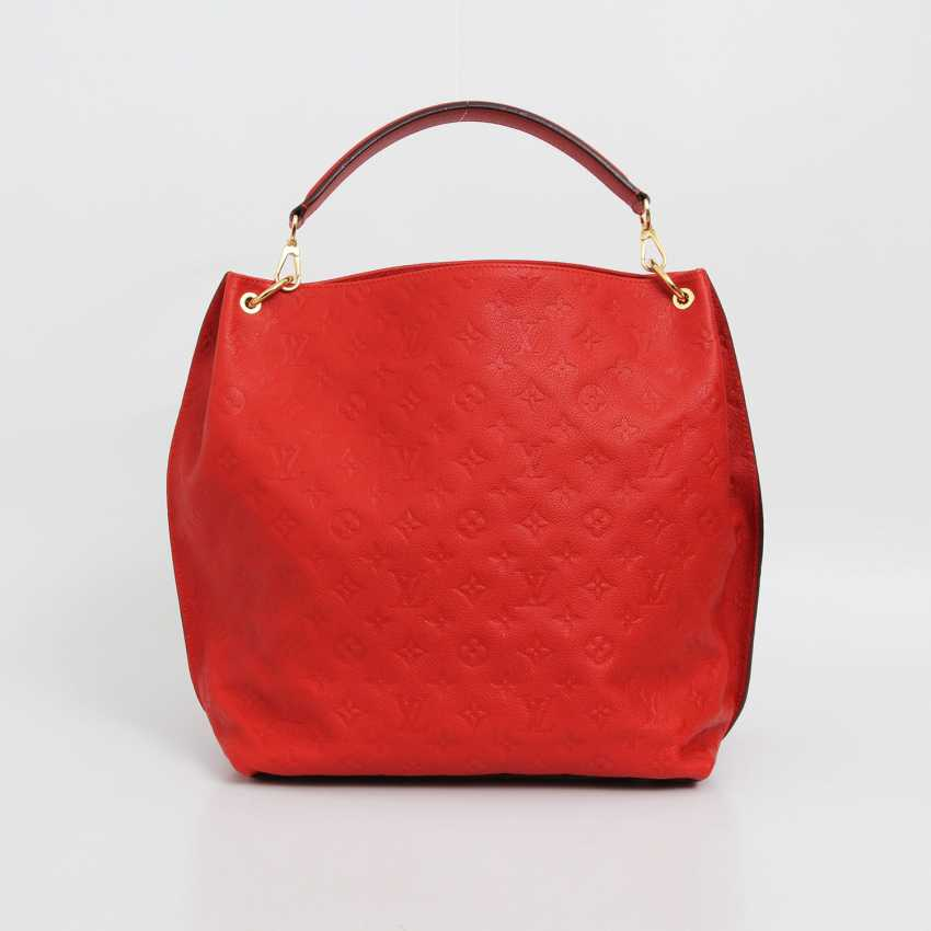"LOUIS VUITTON exclusive shoulder/messenger bag ""METIS"", collection 2014. - photo 3"