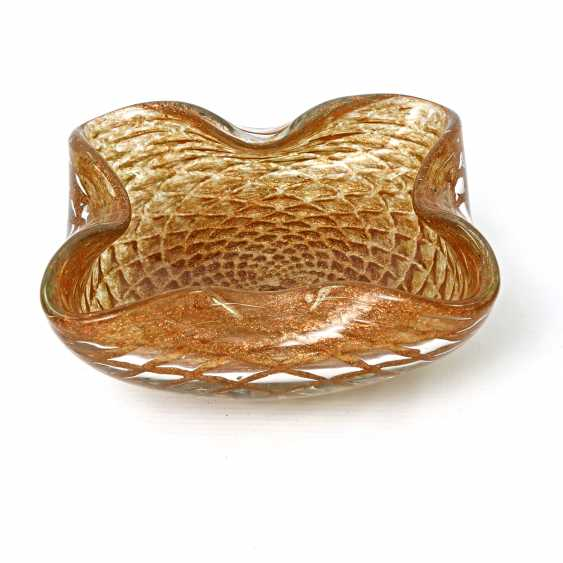 Great ashtray, MURANO, 20. Century - photo 1