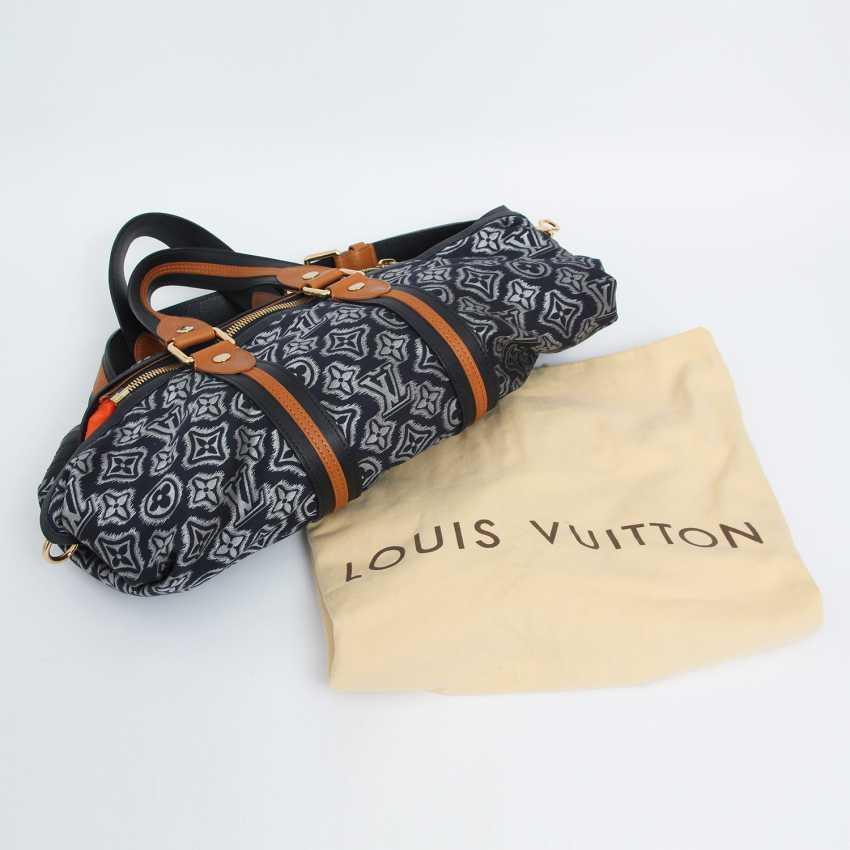 "LOUIS VUITTON exclusive shoulder/messenger bag ""AVIATOR NAVY"", - photo 2"