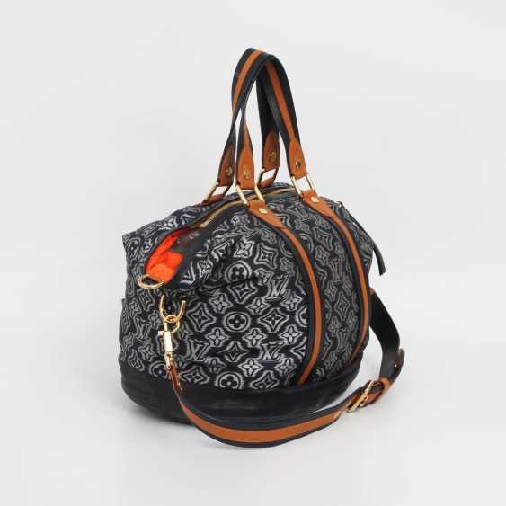 "LOUIS VUITTON exclusive shoulder/messenger bag ""AVIATOR NAVY"", - photo 3"