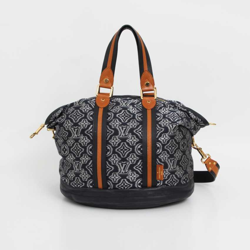"LOUIS VUITTON exclusive shoulder/messenger bag ""AVIATOR NAVY"", - photo 5"