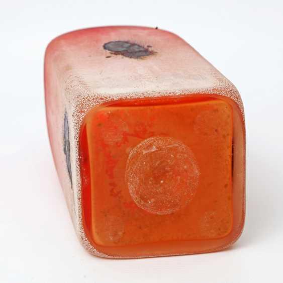 MURANO BARBINI red Vase, 20. Century - photo 4