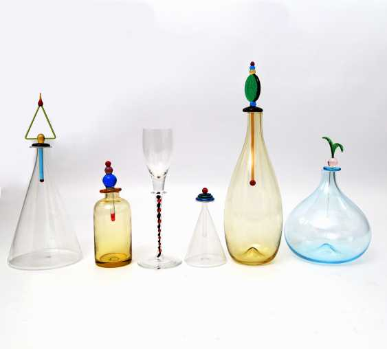 V. NASON & C. set of 5 bottles, 1980s - photo 1
