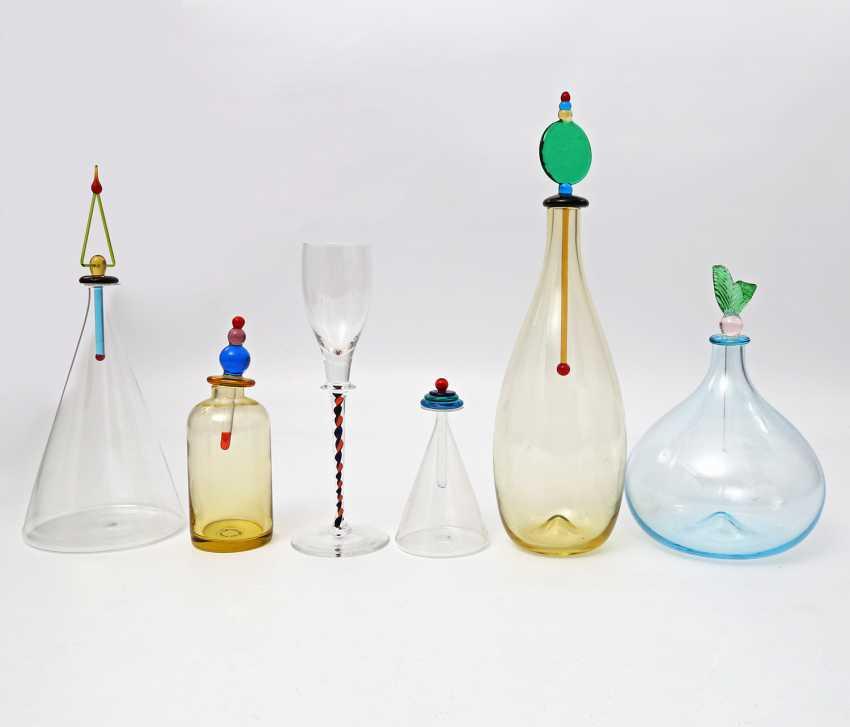 V. NASON & C. set of 5 bottles, 1980s - photo 2