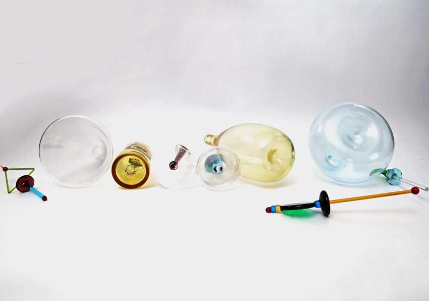 V. NASON & C. set of 5 bottles, 1980s - photo 5